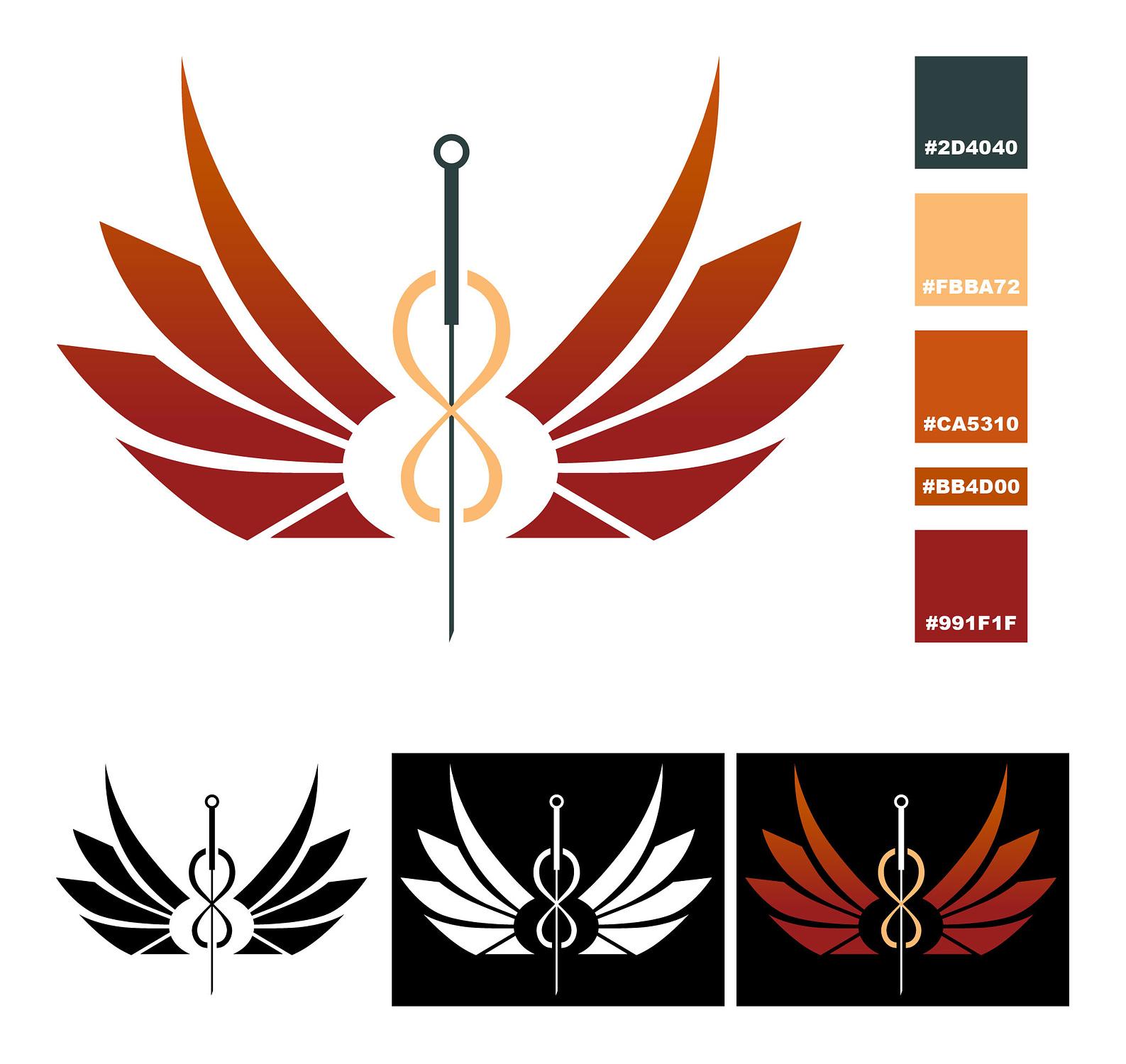 Mountain Phoenix Acupuncture - Branding Kit